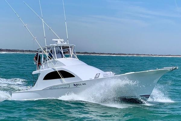 Custom Carolina 54 Alex Willis Sportfisherman