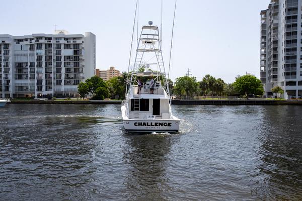 2000 Bertram 51' 510 Convertible Challenge | Picture 3 of 41