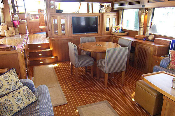 2010 Marlow 78'  QUALITY TIME | Picture 2 of 31