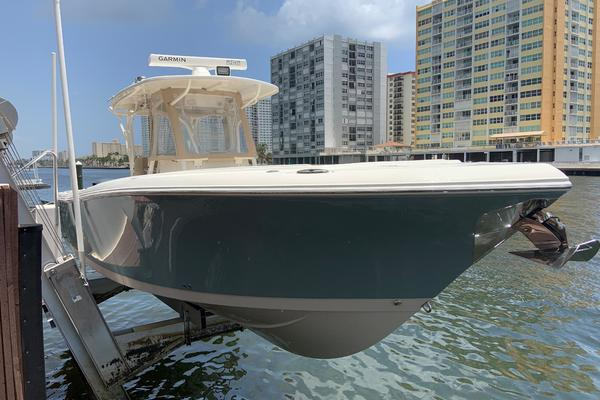 32-ft-Sailfish-2017-320CC-CAPTAIN GADGET II Fort Lauderdale  United States  yacht for sale