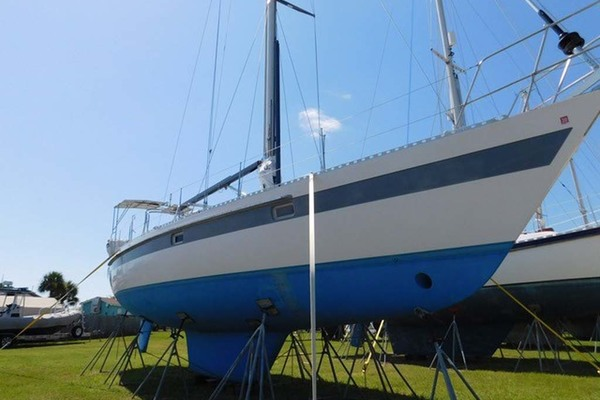 44-ft-Ta Shing-1986-Norseman 447CC-Resolute Cape Canaveral Florida United States  yacht for sale