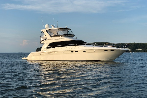51-ft-Sea Ray-2004-480 Sedan Bridge-Remedy Georgetown Maryland United States  yacht for sale