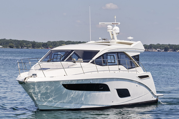 46-ft-Sea Ray-2017-460 Sundancer-KIMMY SUE  Michigan United States  yacht for sale