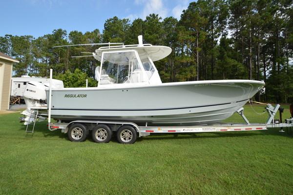 28-ft-Regulator-2018-28FS- Hampstead North Carolina United States  yacht for sale