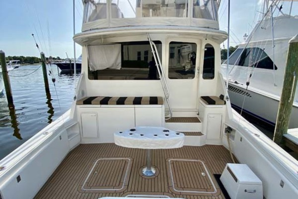 2005 Ocean Yachts 52' 52 SS Whiskey & Wine   Picture 6 of 52