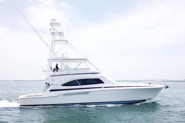 2008 Bertram 57' 570 NO NAME | Picture 1 of 16