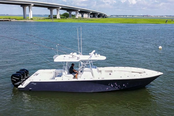 39-ft-SeaVee-2019-390 B- Cape May New Jersey United States  yacht for sale