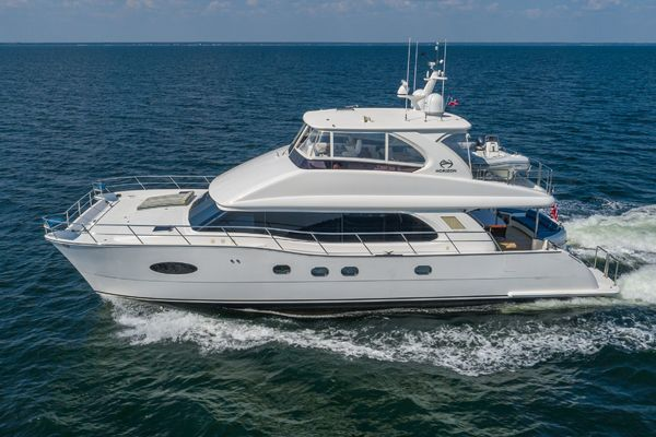 60-ft-Horizon-2017-PC60-Sundance Pensacola Florida United States  yacht for sale