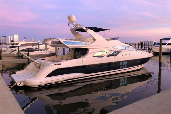 68-ft-Azimut-2008-680 Full-Our Trade Fort Lauderdale Florida United States  yacht for sale