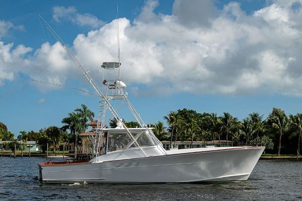 45-ft-Gamefisherman-2005-Custom Express Sportfish-Chief Mystic Connecticut United States  yacht for sale