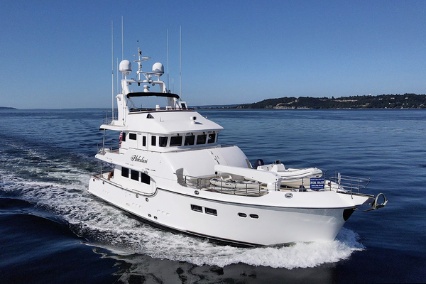 Picture Of: 68' Nordhavn 68 2007 Yacht For Sale | 1 of 37
