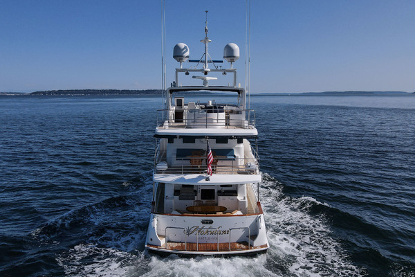 Picture Of: 68' Nordhavn 68 2007 Yacht For Sale | 3 of 37