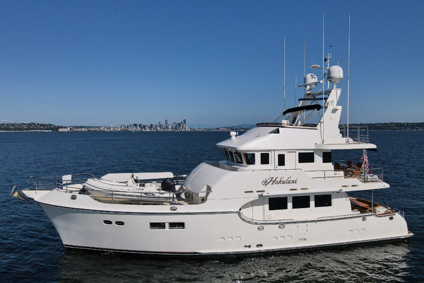 Picture Of: 68' Nordhavn 68 2007 Yacht For Sale | 2 of 37