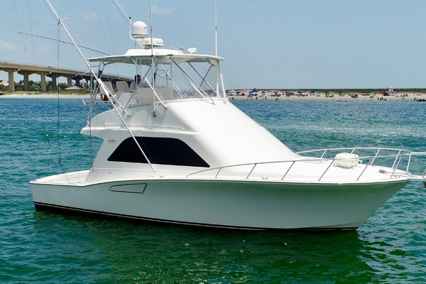 40-ft-Cabo-2009-40 Convertible-Rip Rider Orange Beach Alabama United States  yacht for sale