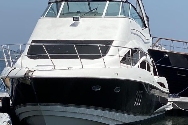 44-ft-Cruisers-2007-447 Sport Sedan- Barrington Rhode Island United States  yacht for sale