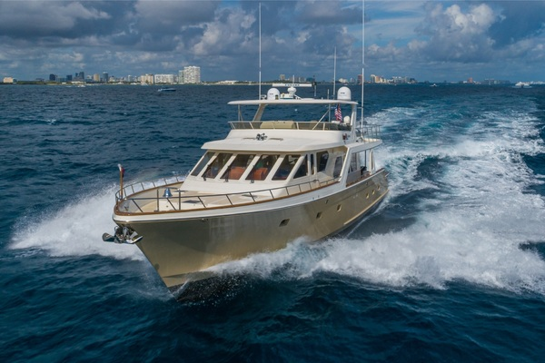 72-ft-Offshore-2006--Sunshine Fort Lauderdale Florida United States  yacht for sale