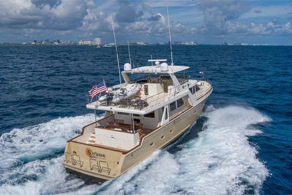 2006 Offshore 72'  Sunshine | Picture 7 of 84