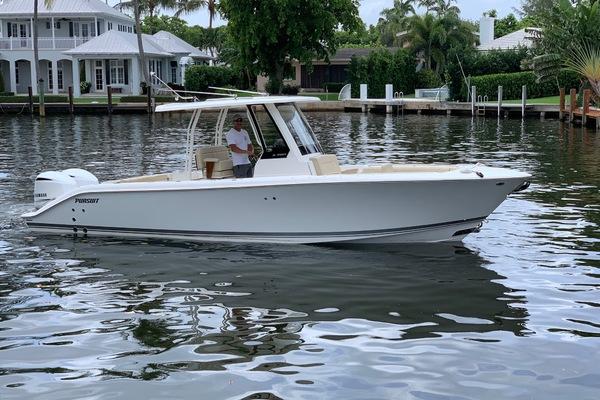 28-ft-Pursuit-2020-288 Sport-T/T Splash Delray Beach Florida United States  yacht for sale