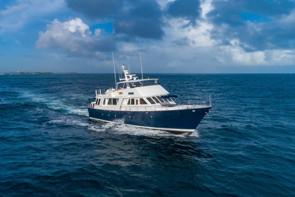 90' Palmer Johnson Pilothouse  1999 | Nirvana
