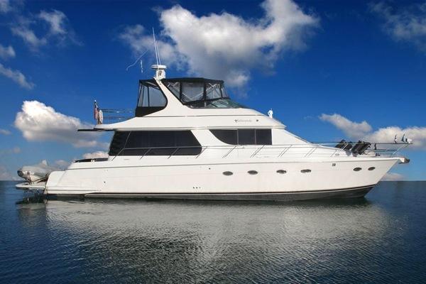53-ft-Carver-1999-53 Voyager-Jabberwocke Sodus Point New York United States  yacht for sale