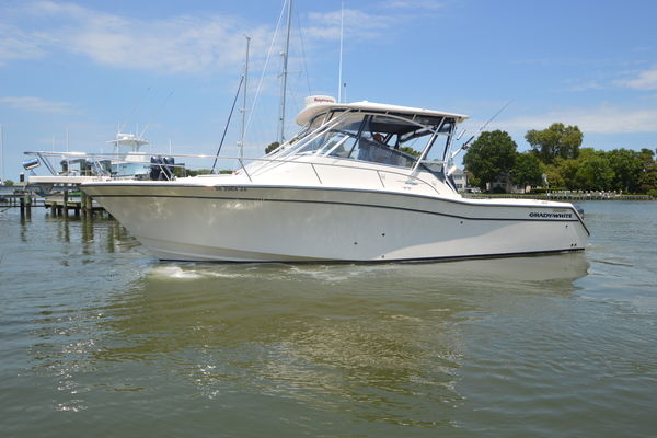 33-ft-Grady-White-2006-330 Express-Rose Marie Hampton Virgin Islands United States  yacht for sale