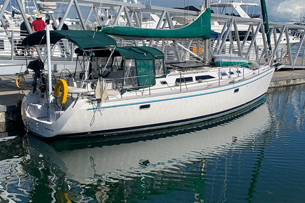 41' Catalina 400 1997 | Norsk Dom