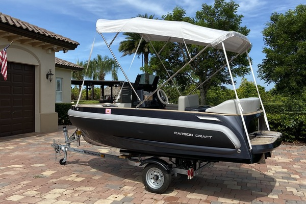 13-ft-Carbon Craft-2015-CC130- Miami Florida United States  yacht for sale