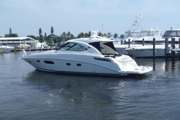 47' Sea Ray 470 Sundancer 2009 | Salty Dawg