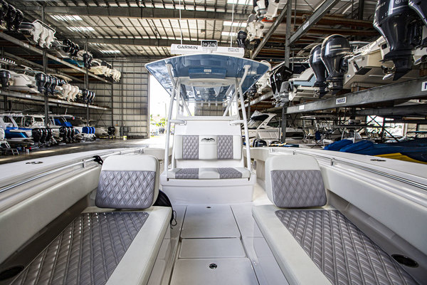 2020 Invincible 36' 36 Open Fisherman Tender   Picture 7 of 42