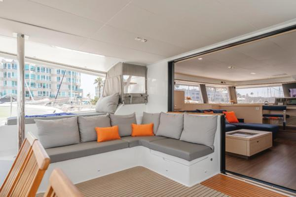 2017 Fountaine Pajot 58' Ipanema 58  | Picture 7 of 52