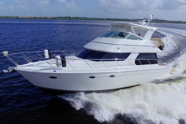 46-ft-Carver-2005-46 Voyager-Son Lovers Palmetto Florida United States  yacht for sale
