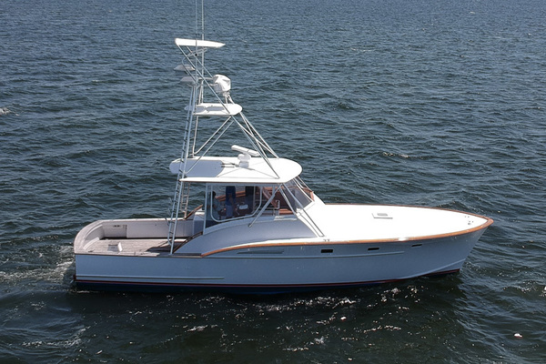 44' Rybovich 44 Open 1989 | Blue Oasis