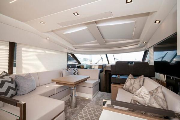2018 Prestige 460 S Yacht  Unforgettable  Interior
