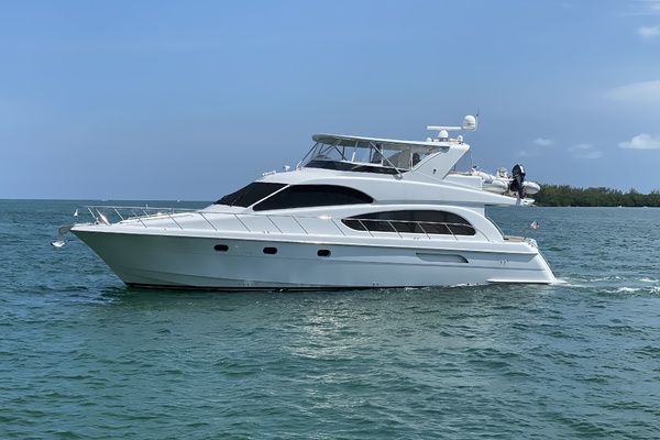 63-ft-Hatteras-2001--Sea Gatooo Miami Florida United States  yacht for sale