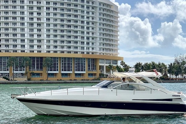 45-ft-Pershing-2001--Endless Summer   Mexico  yacht for sale