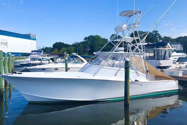 1999 Tides 40'  Sassy Girl | Picture 1 of 27