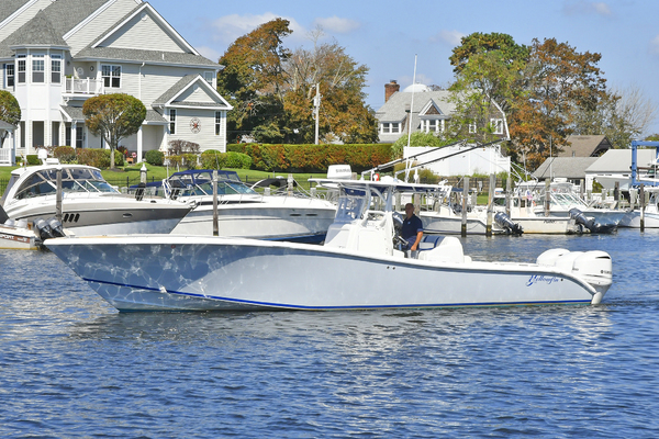 36' Yellowfin 36 Center Console 2019 |