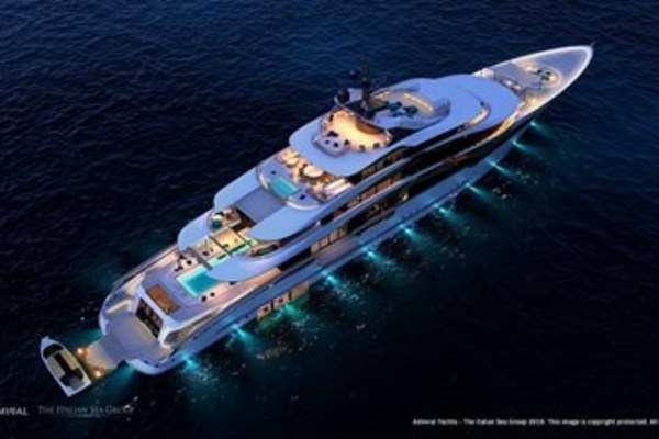 2023 Admiral 262'  GALILEO 80 | Picture 5 of 16