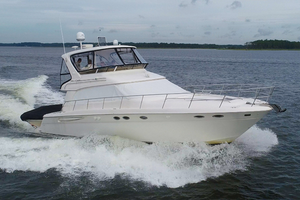 48' Sea Ray 48 Sedan Bridge 2000 | Phaze Three