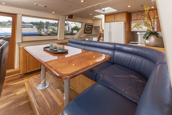 1997 Pacific Mariner 65' Pilothouse Obsession | Picture 3 of 42