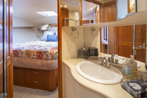 1997 Pacific Mariner 65' Pilothouse Obsession | Picture 2 of 42