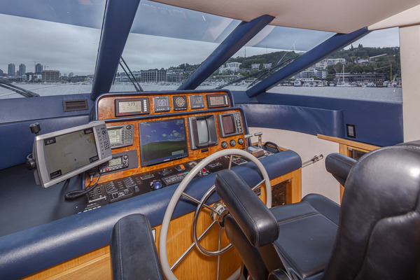 1997 Pacific Mariner 65' Pilothouse Obsession | Picture 5 of 42