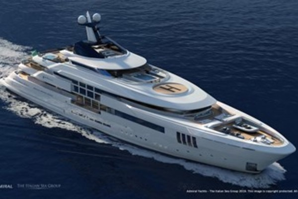 2023 Admiral 213'  ADMIRAL 65M U FORCE | Picture 4 of 7