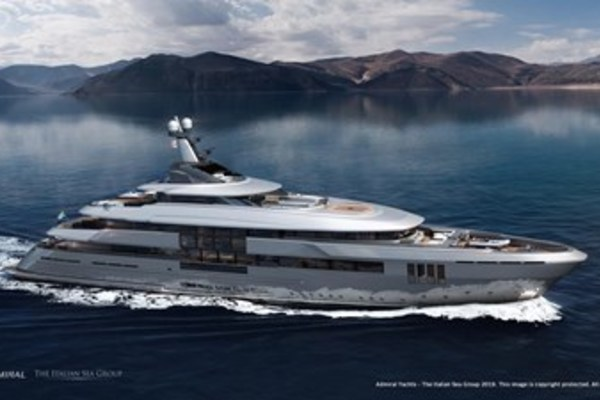 2023 Admiral 213'  ADMIRAL 65M U FORCE | Picture 7 of 7
