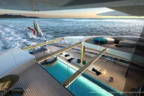 2023 Admiral 230' Galileo 70  | Picture 3 of 13