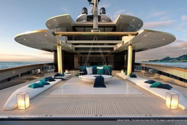2023 Admiral 230' Galileo 70  | Picture 7 of 13