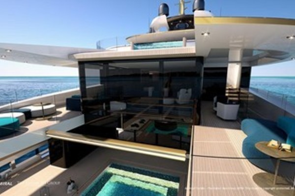 2023 Admiral 230' Galileo 70  | Picture 2 of 13