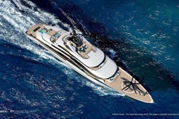 2023 Admiral 230' Galileo 70  | Picture 5 of 13