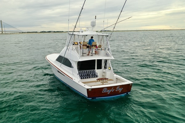 2009 Viking 50' 50 Convertible Boy's Toy | Picture 5 of 37