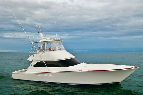 2009 Viking 50' 50 Convertible Boy's Toy | Picture 1 of 37